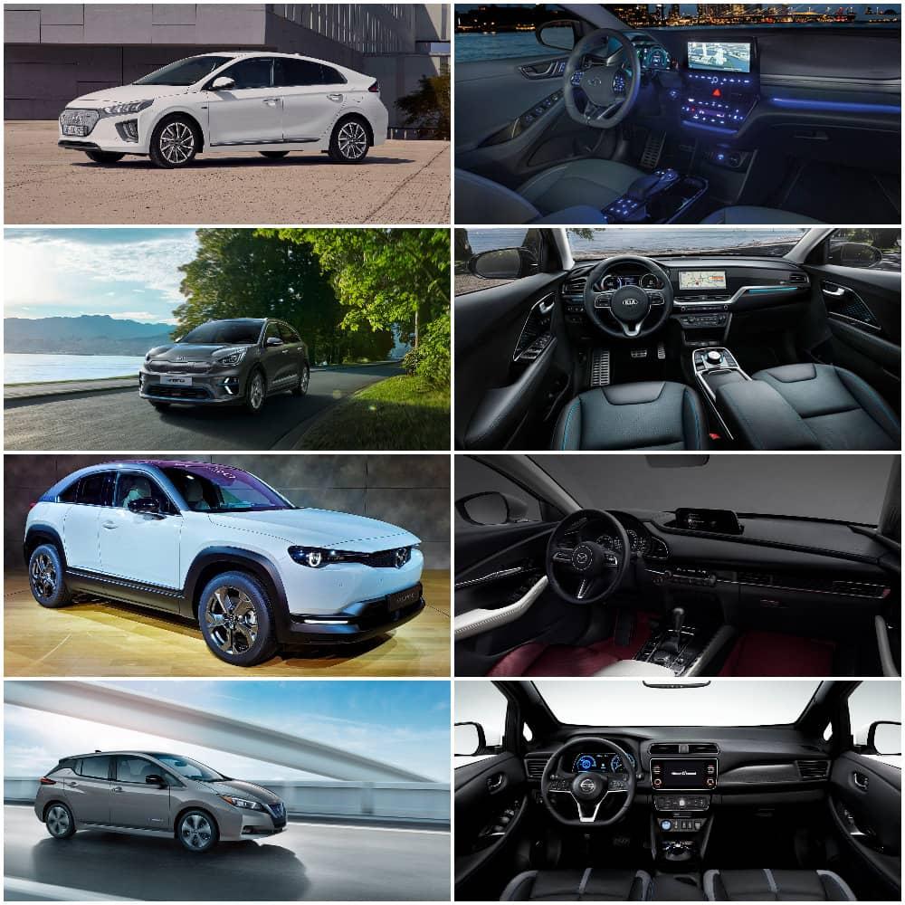 FlottaMan_eflotta_Nissan_Leaf_Hyundai_IONIQ_Mazda_MX30_KIA_eNiro